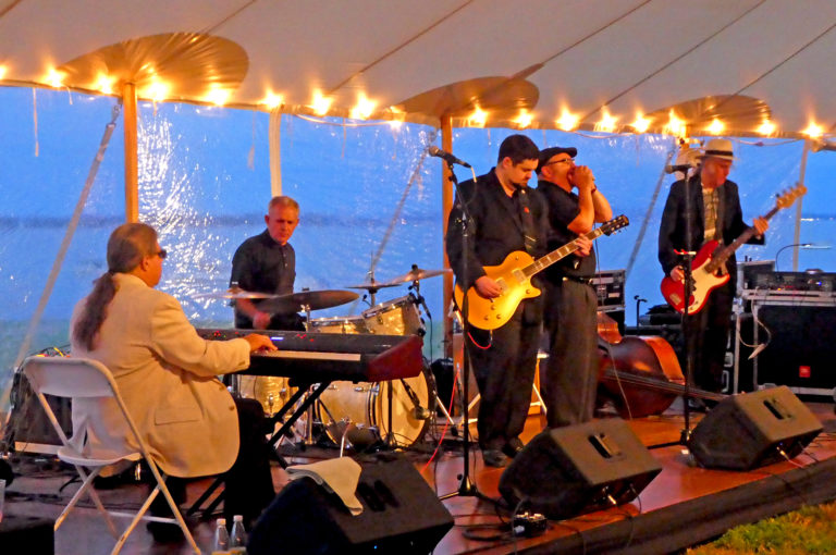 SSC's Duxbury Music Festival Presents Blues Cabaret Concert