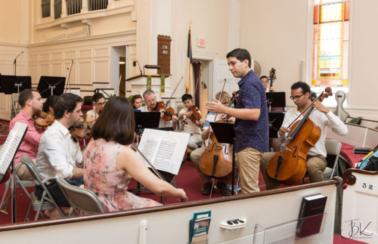 Cape Orchestra Celebrates Summer
