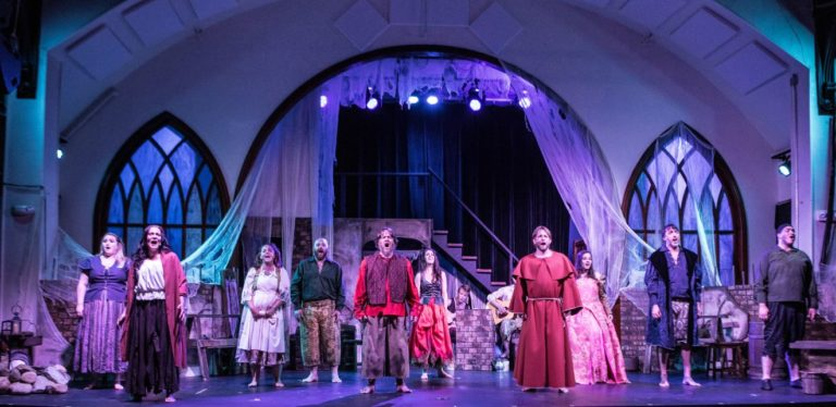 REVIEW: As clever as it is insightful, make time for ATC's compelling 'Man of La Mancha'