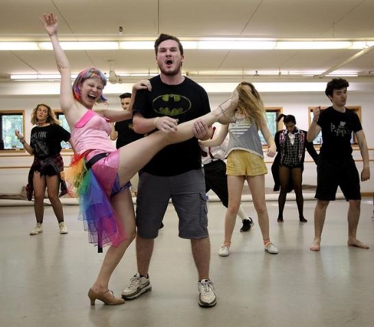 ACT Conservatory presents 'The Rocky Horror Show'
