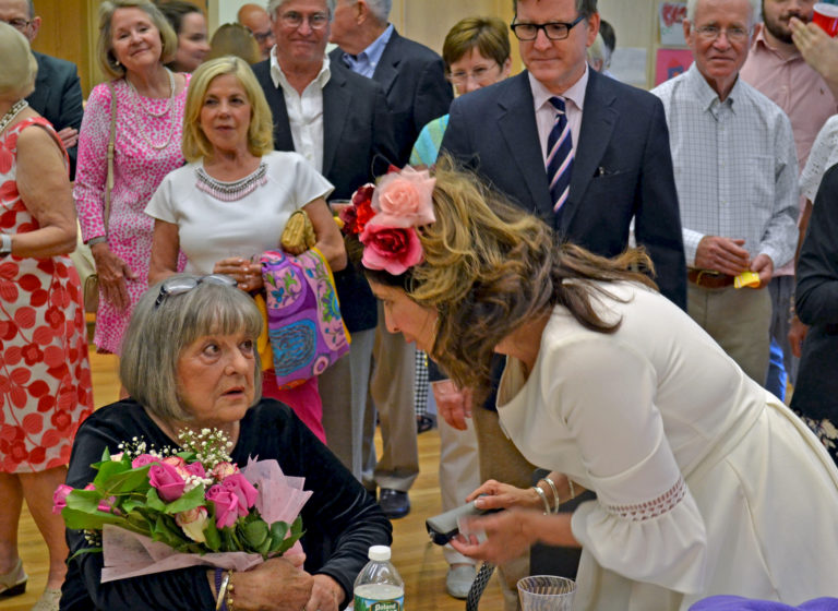 South Shore Conservatory Honors SSC Supporter Dorothy Palmer