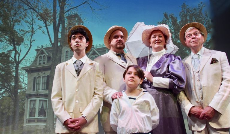Company Marks 40th Season with Rousing 'Ragtime'
