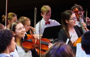 South Shore Conservatory Youth Orchestra Announces Fall Auditions