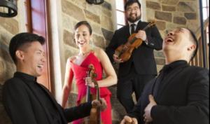 Rhythmic fireworks to cap off chamber music fest