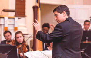 Cape Cod Chamber Orchestra Launches Composer-In-Residence Program