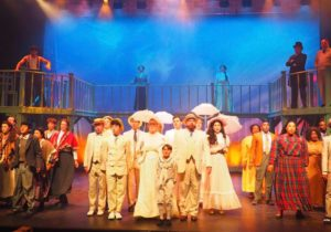 REVIEW: Park the car at The Company Theatre for their bustling, meaningful musical 'Ragtime'