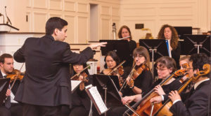 An ear for art: Paintings focus of chamber group concert