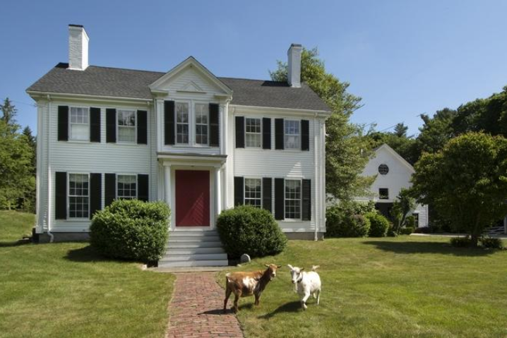Norwell homes featured in Historic House Tour