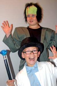 Americana Theatre Company's Studio Americana Presents Frankenstein