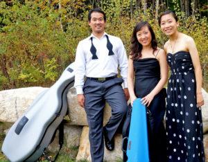 The James Library Presents Weekend Classics Encore: Meadowlark Trio