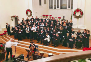 Pilgrim Festival Chorus Presents Carols for the 21st Century