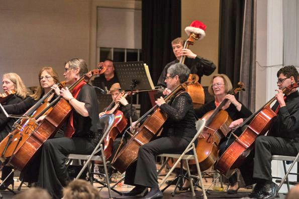 Parkway Concert Orchestra Presents Holiday Pops Concerts