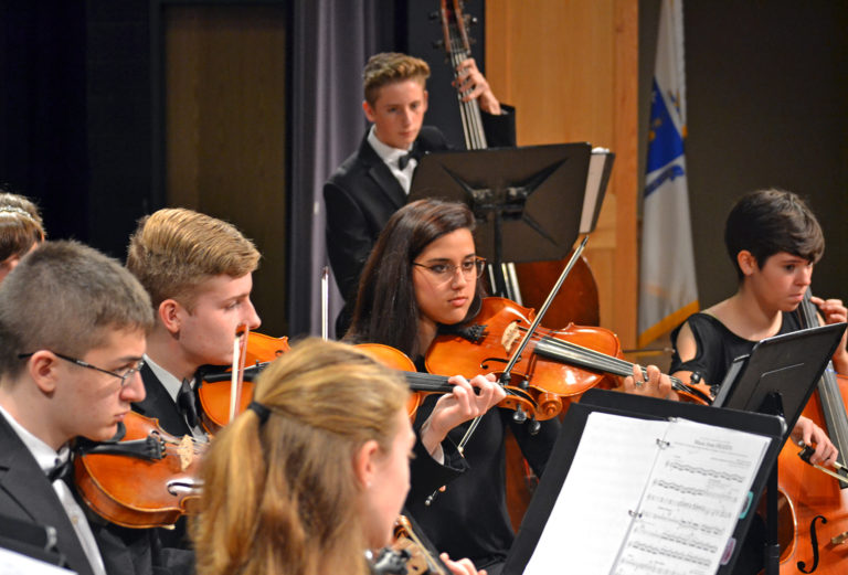 South Shore Conservatory's Youth Orchestra Presents Fall Concert