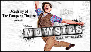 The Academy of The Company Theatre's Auditions for Disney's Newsies