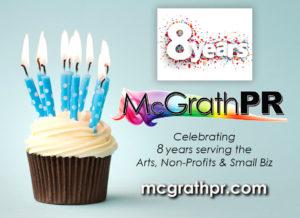 McGrath PR Celebrates 8th Year