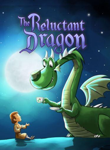 Americana Theatre Company's Studio Americana Presents The Reluctant Dragon