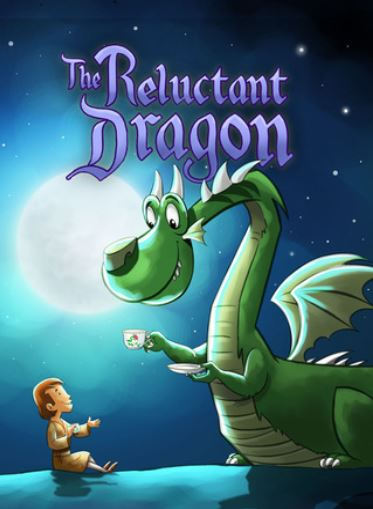 Read more about the article Americana Theatre Company's Studio Americana Presents The Reluctant Dragon
