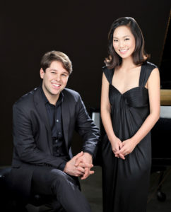 The James Library & Center for the Arts Presents Masterworks for Piano Four-Hands