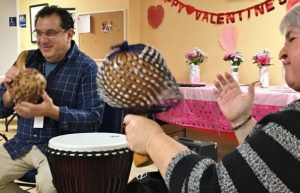 Read more about the article A GOOD AGE: New connections in the beat of a drum