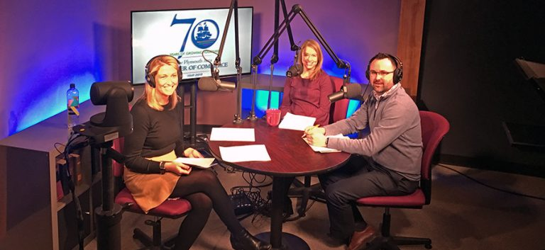 Mind Your Business: Plymouth Chamber of Commerce's Podcast – Episode 2
