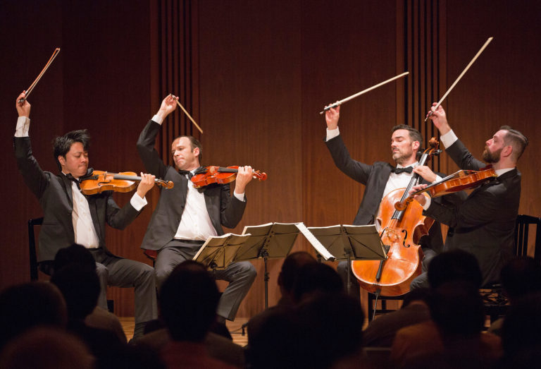Chamber Music Festival Features 12 Concerts