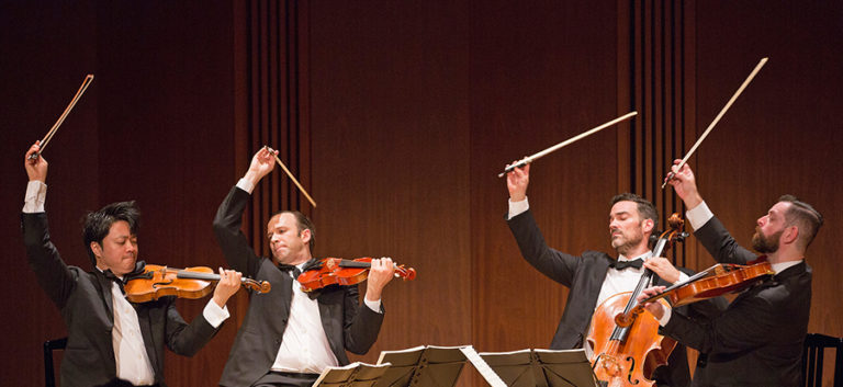 Cape Cod Chamber Music Festival's 40th Summer Season