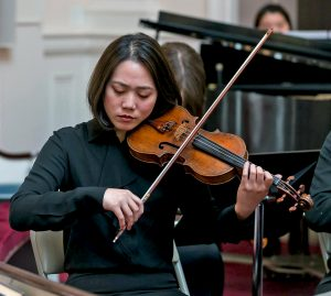 Review: Chamber orchestra gives vivid performance of inventive program