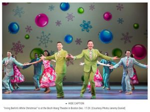 Dashing through the shows: Holiday entertainment is a feast of music, dance, theater and celebrations