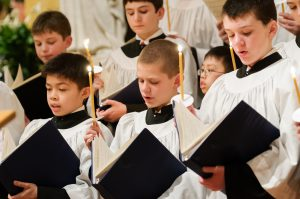 Boys' Choir of St. Paul's announces performances