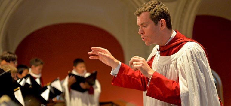 The Boys' Choir of Saint Paul's | Harvard Square Concerts