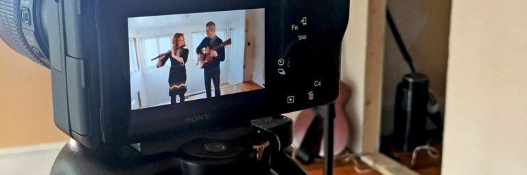 Heaton Duo to Release New Irish Single and Video