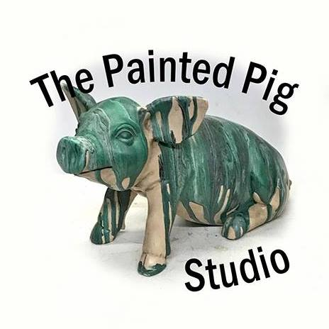 Painted Pig Studio logo