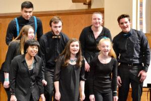 Watch: Local students inspire with virtual choir performance amid coronavirus