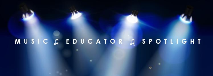Music Educator Spotlight Marquis