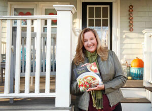Flavored with family: A lifetime of family memories shaped cookbook from Scituate's Michelle McGrath