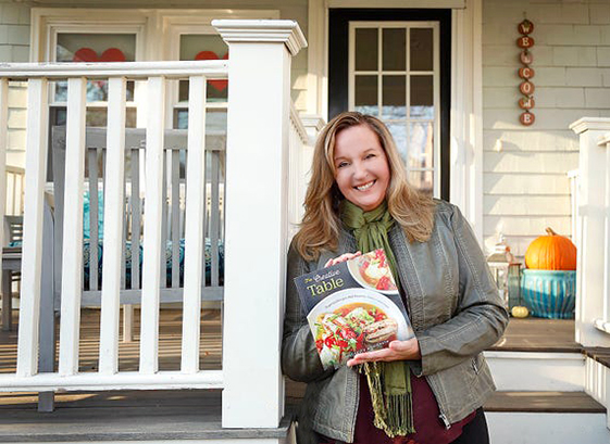 Read more about the article Flavored with family: A lifetime of family memories shaped cookbook from Scituate's Michelle McGrath