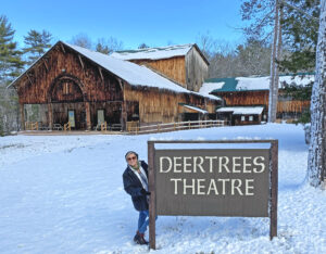 Read more about the article Gail Phaneuf Named Artistic and Executive Director of Historic Deertrees Theatre