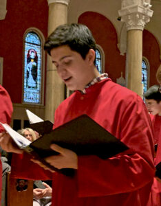 Read more about the article Saint Paul's Choir School to feature Scituate teen in filmed concert