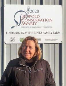 Rinta Family Cranberry Farm Honored with 2020 Leopold Conservation Award