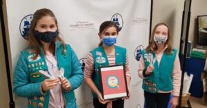Read more about the article 'Always Ask' by Girl Scout Troop 69156 seeks to reduce plastic use