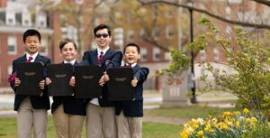 Read more about the article Saint Paul's Choir School Premieres 18th Century Work in Songs of Springtime Concert Film