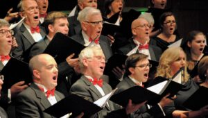 Read more about the article Pilgrim Festival Chorus to Host Open Auditions for Fall Season