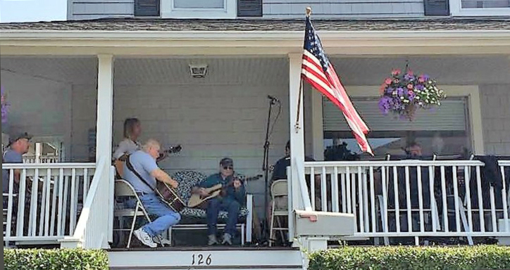 Read more about the article Free live music will rock South Shore porches