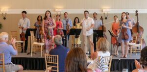 Read more about the article Cape Cod Chamber Orchestra Presents Season Kickoff & Serenade Concert