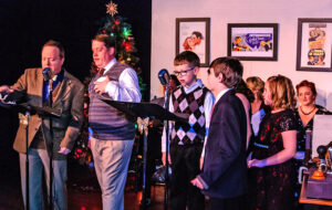 Read more about the article Americana Theatre Company Reprises It's a Wonderful Life: A Live Radio Play