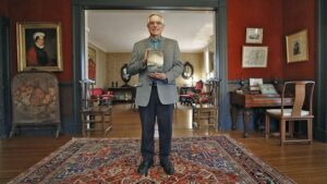 Read more about the article Weymouth author Stephen Puleo, jazz great Laszlo Gardony among slate at James Library