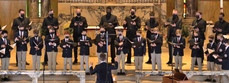Read more about the article Multifaceted Fauré Requiem to be Presented by St. Paul's Choir of Men and Boys