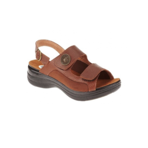 DR COMFORT WOMENS LANA BROWN
