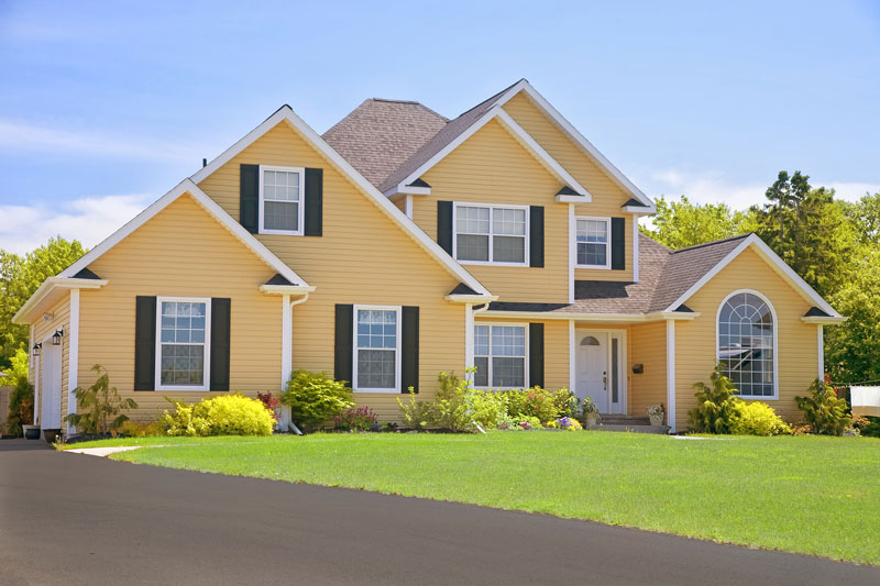 purchasing a first home