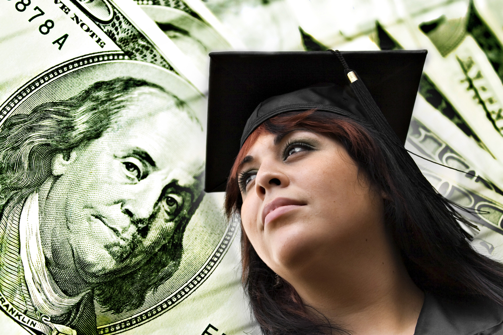 student debt buy a home